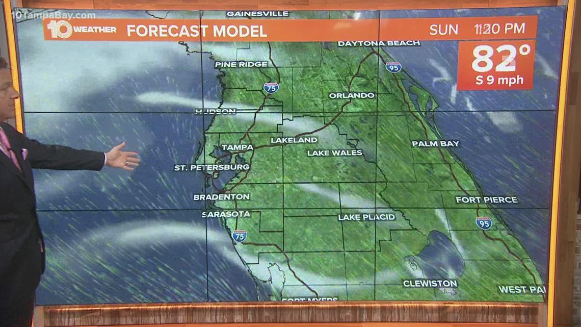 10 Weather: Sunday morning forecast; Feb. 28, 2021