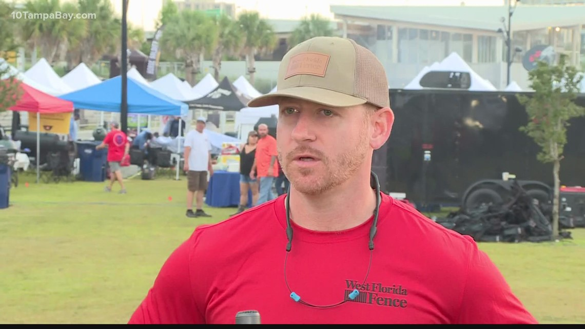 10th Annual Tampa Pig Jig raises money for rare kidney disease research