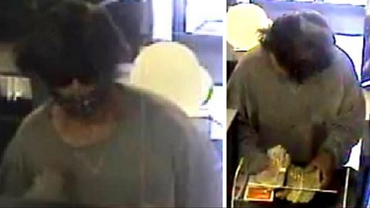 Man in wig robs bank with revolver in Citrus County, deputies say