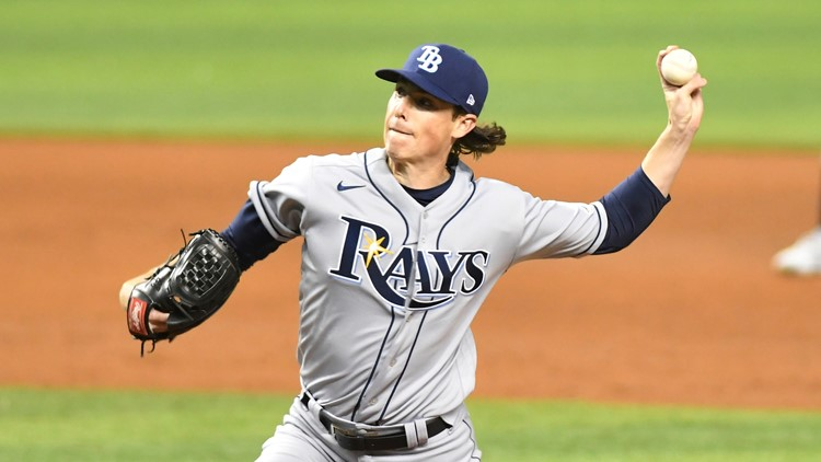 Rays sell out home opener as they welcome back fans