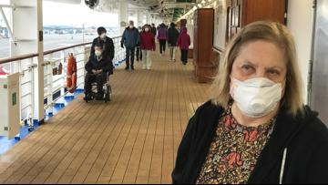 Tampa Bay couple heads back to US from quarantined ship in Japan