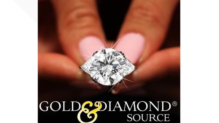 Win a $500 Gift Card From Gold & Diamond Source for your Valentine!
