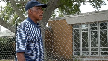 'There are human remains here': Neighbor remembers bones 30 years after city said graves were moved