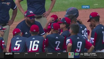 Little League coach opens his heart to his players