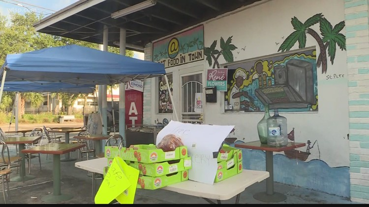 How to help St. Pete's Atwater's restaurant feed the community