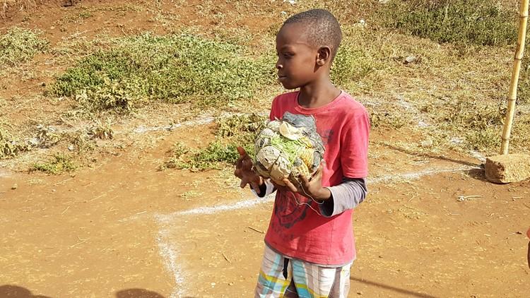 Soccer in Tanzania