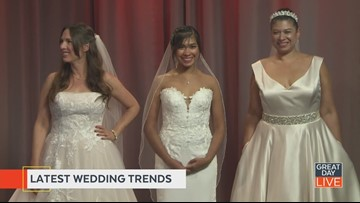 Upcoming Wedding Expo highlights current trends