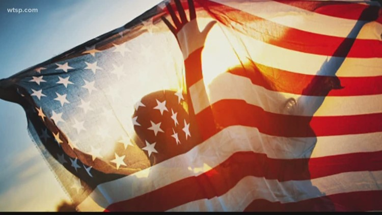 Flag Day: The story behind 'Old Glory'