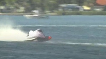 Bradenton Area River Regatta combines powerboats, fun