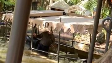 Jungle Cruise boat full of passengers sinks at Disney World