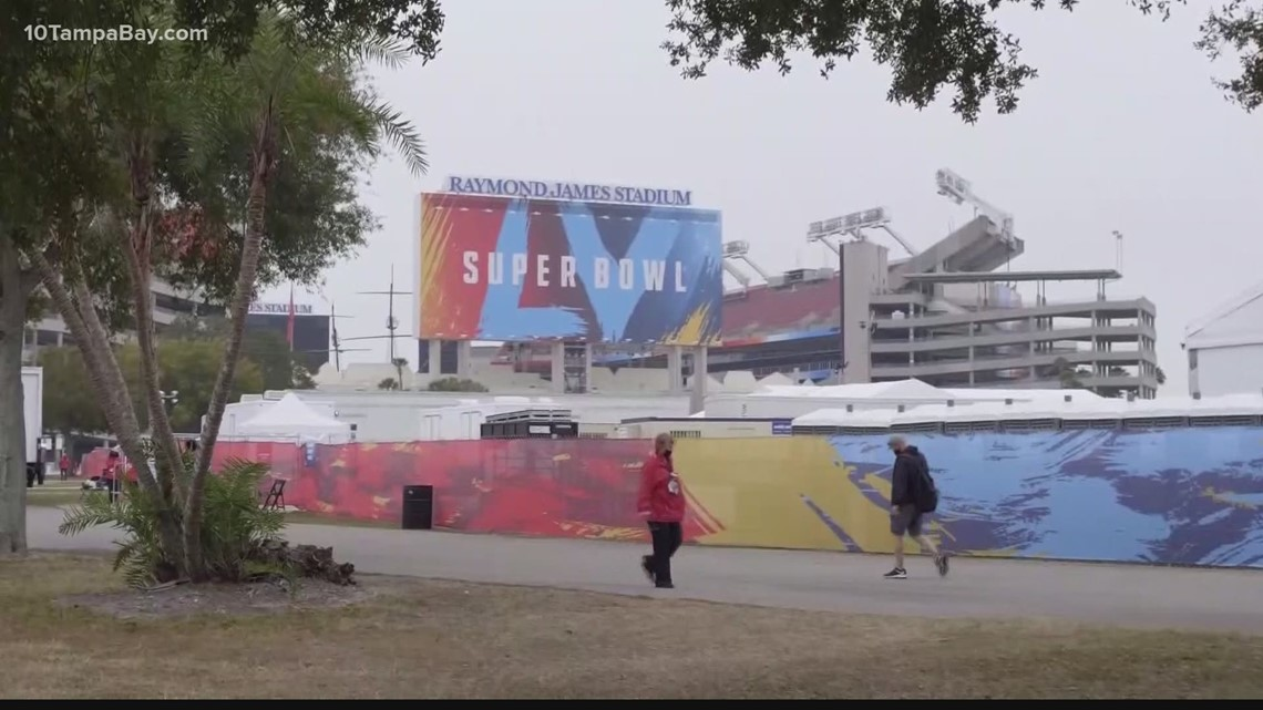 Hotels begin to fill up ahead of Super Bowl LV, but nowhere near pre-pandemic levels
