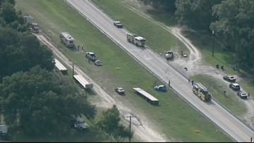 Deadly crashes closes part of U.S. 301 in Hillsborough County