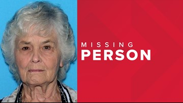 Silver Alert canceled: Missing woman with dementia found safe