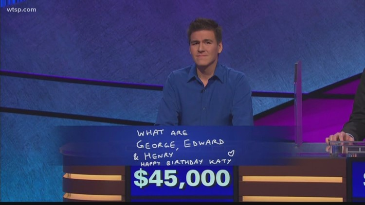 'Jeopardy' champ's winning streak reaches 12 days