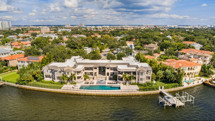 Derek Jeter's $29 million Davis Islands home sale is largest in Tampa's history
