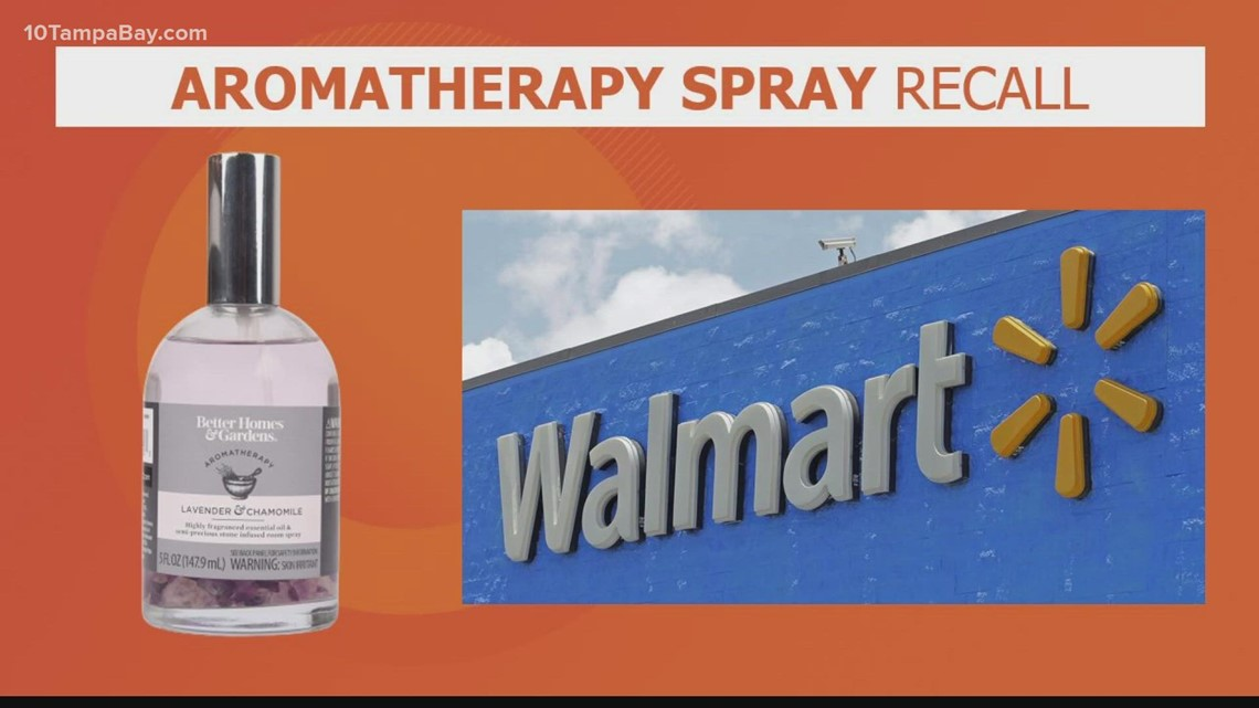 After US deaths, Walmart recalls Better Homes and Gardens room spray