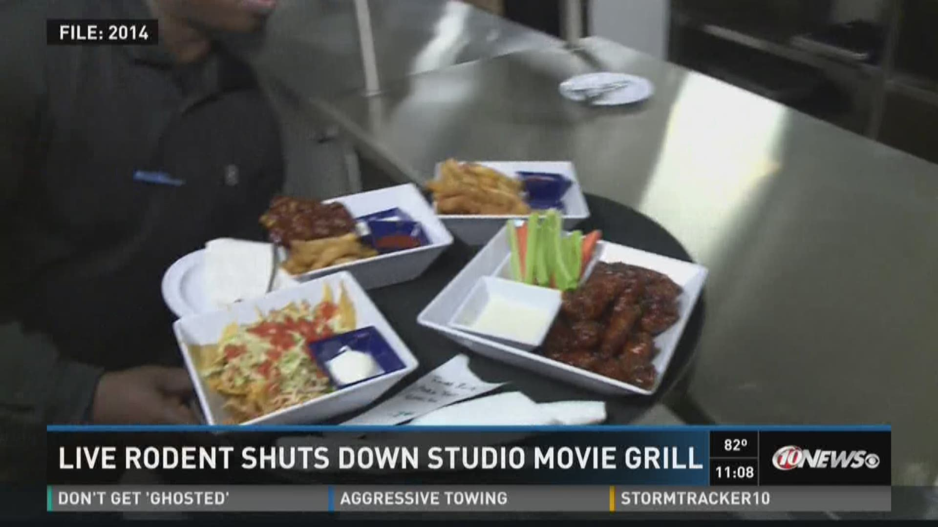 Movie Theater Kitchen Shut Down With Rodent In Dish Room Wtsp Com