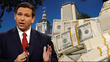 Governor DeSantis details $91.4 billion budget plan