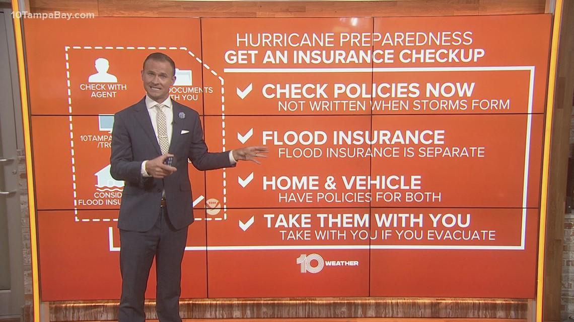 How to do an insurance checkup ahead of hurricane season