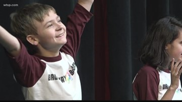 Program gets special needs a stage to open up