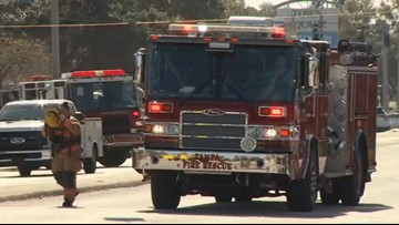 Westshore Boulevard reopens after gas leak near Westshore Mall