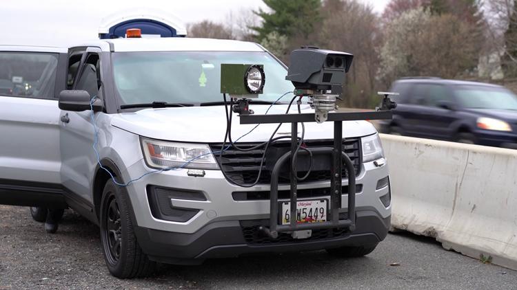Maryland making big money with 'porta potty' speed cameras
