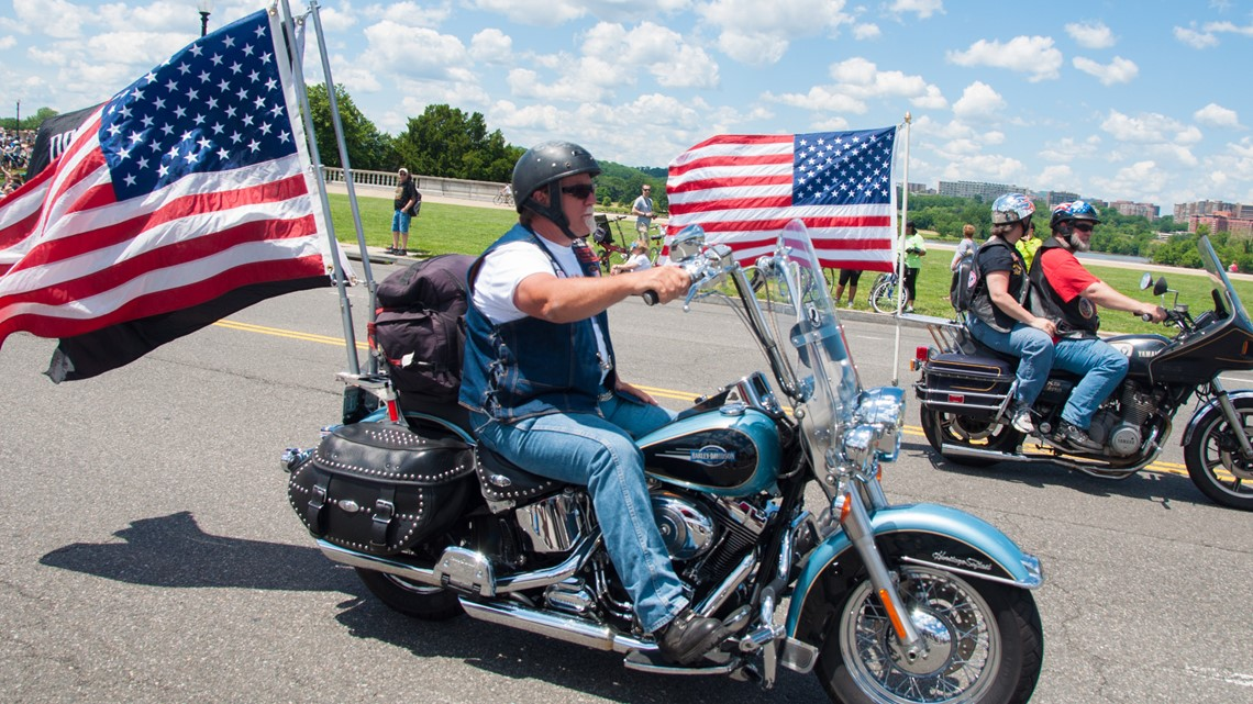 VERIFY: No, Rolling Thunder won't be returning to D.C. despite Trump's tweet and $200,000 donations
