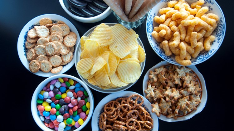 Time to get comfortable. It's National Junk Food Day