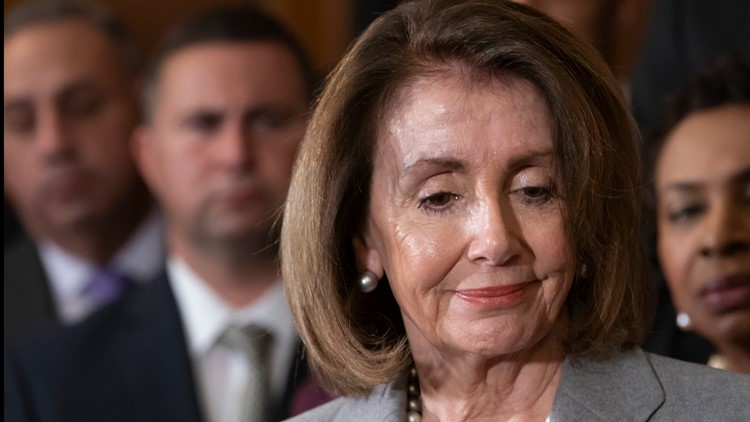 VERIFY: Nancy Pelosi won't become president on Jan. 20 if Congress delays federal elections