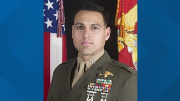 Maryland Marine among service members killed in Iraq