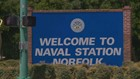 Sailor accidentally shoots himself at Naval Station Norfolk