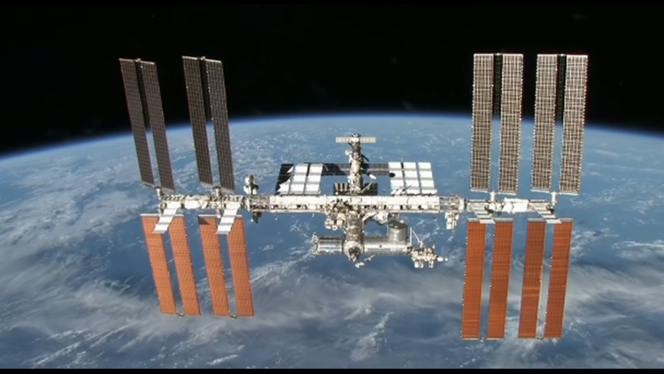 Smoke alarms sound at International Space Station