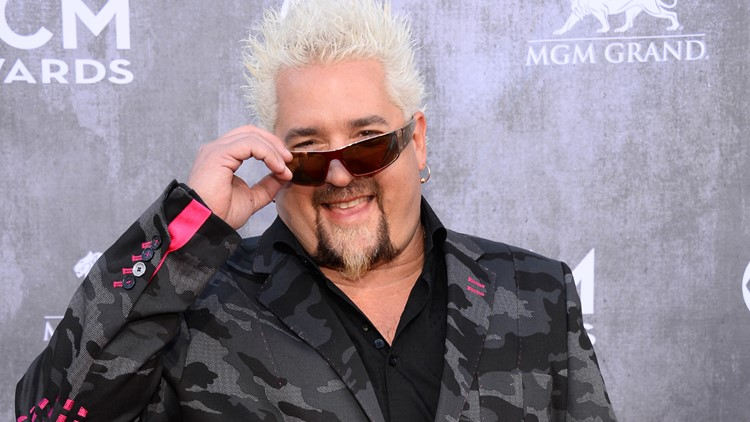Guy Fieri bringing delivery-only Flavortown kitchen to Sarasota