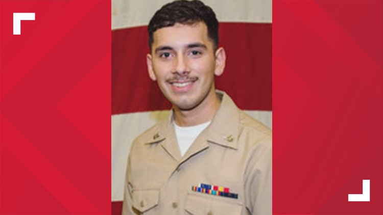 US Navy identifies sailor who went overboard USS Abraham Lincoln