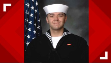 Navy names sailor who opened fire, shot fellow service member on naval base