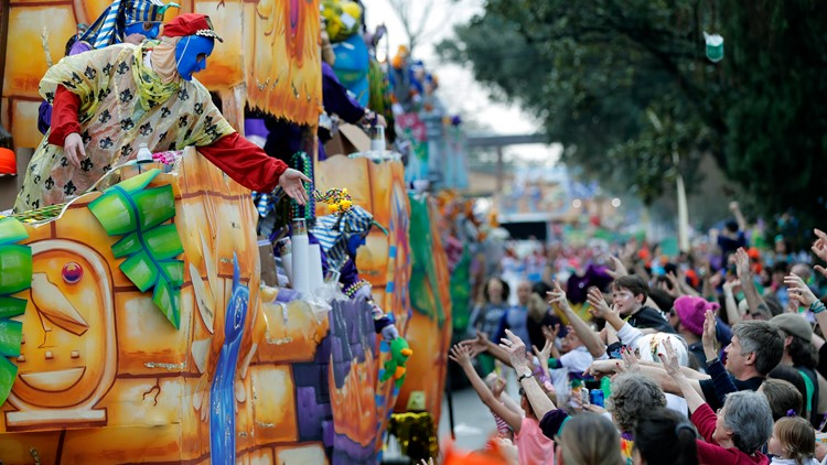 Mardi Gras will look different this year because of COVID-19