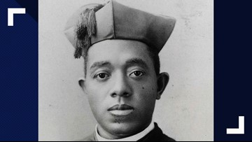 1st black priest in US, ex-slave, positioned for sainthood