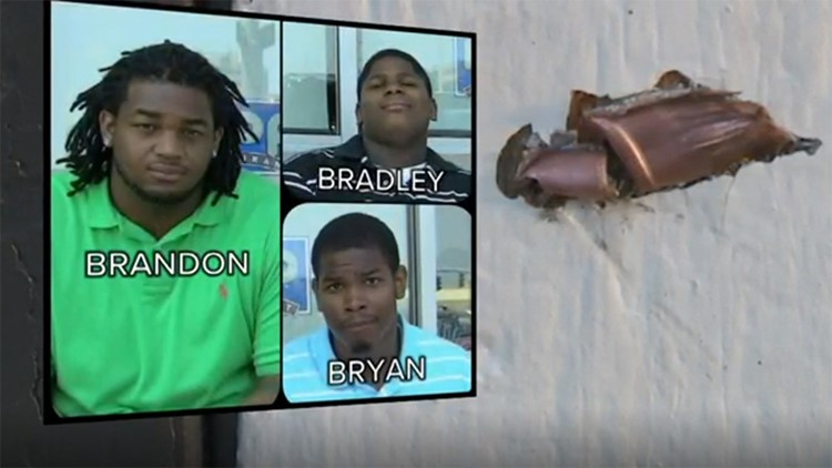 'All our boys are gone:' Family of three brothers killed in New Orleans share grief