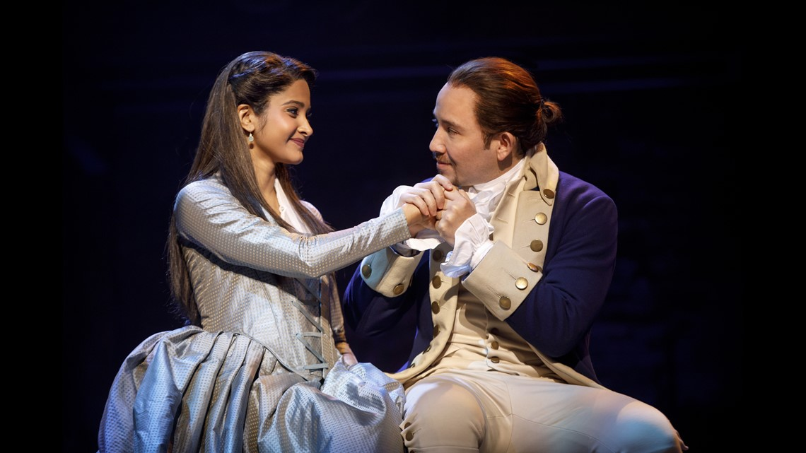 'Hamilton' arrives at the Straz today: Here are 3 things to know before you go