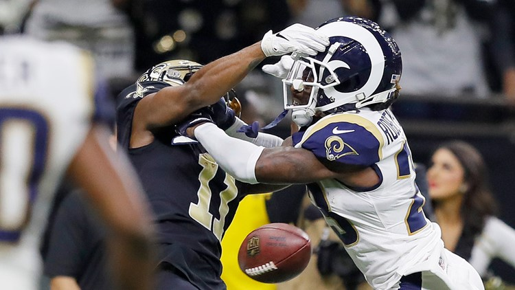 Coach: NFL admits they blew the call, costing Saints possible Super Bowl