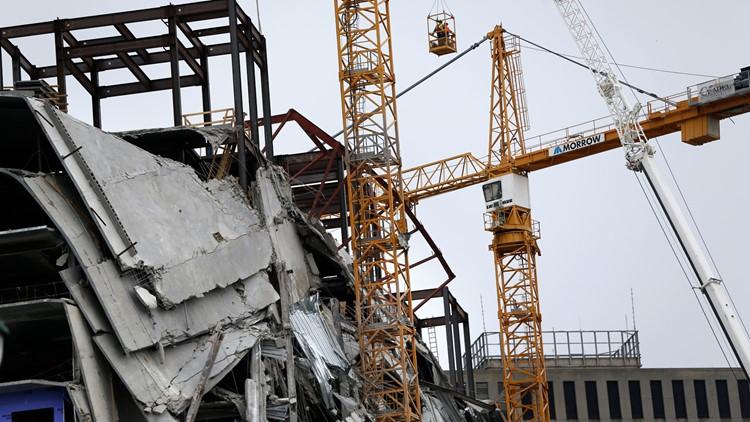 Hard Rock Hotel owner missed deadline to pay for crane demolition