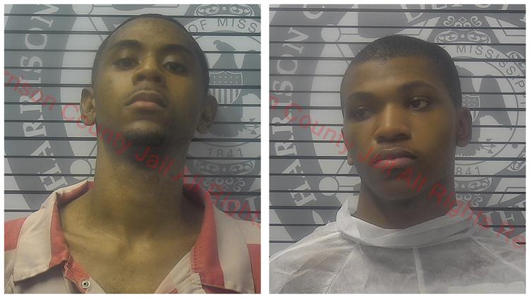 Brothers arrested after Biloxi officer killed