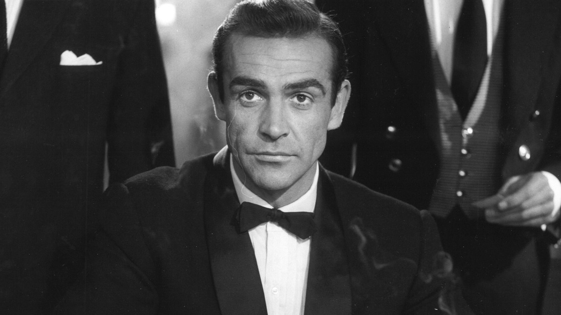 Sean Connery, the iconic James Bond actor, dead at 90