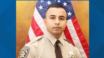 Deputy deploying to Iraq gets hero's sendoff