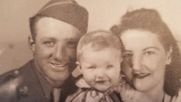 Remains of WWII infantryman finally coming home after 75 years