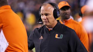 Mark Richt retires as head coach of the Miami Hurricanes