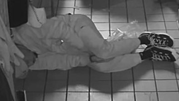 Police: Man broke into Taco Bell, made food, took a nap