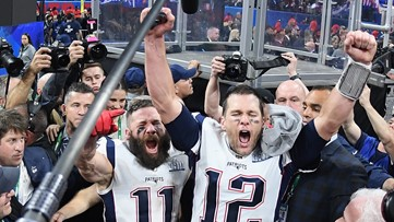 All the records set during Super Bowl 53