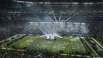 Who is playing the Super Bowl 2019 halftime show?