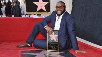 Tyler Perry earns star on Hollywood Walk of Fame